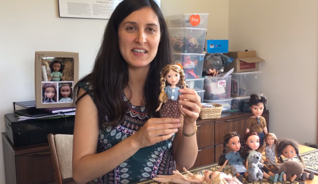 This Woman is Changing the World – One Doll at a Time