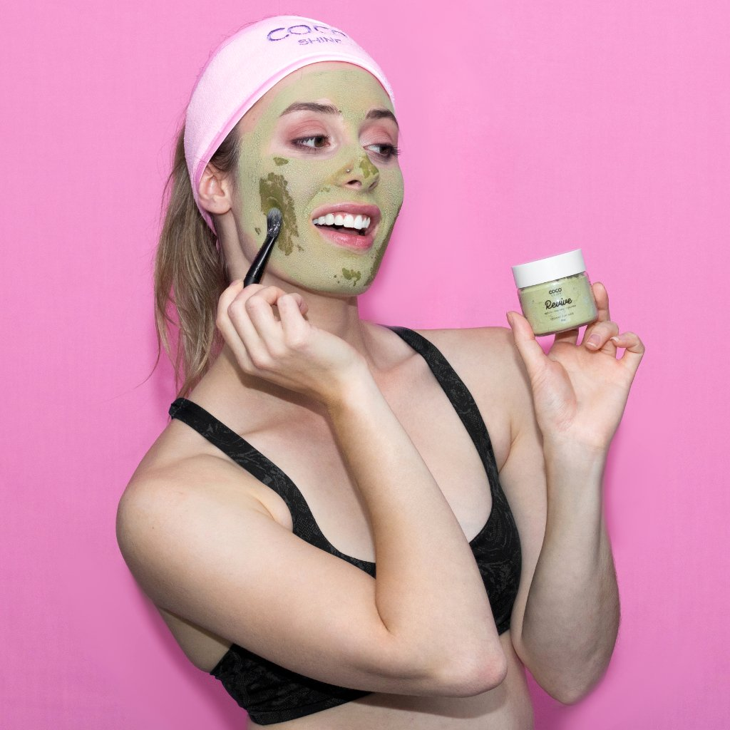 Revive - Organic Clay Mask