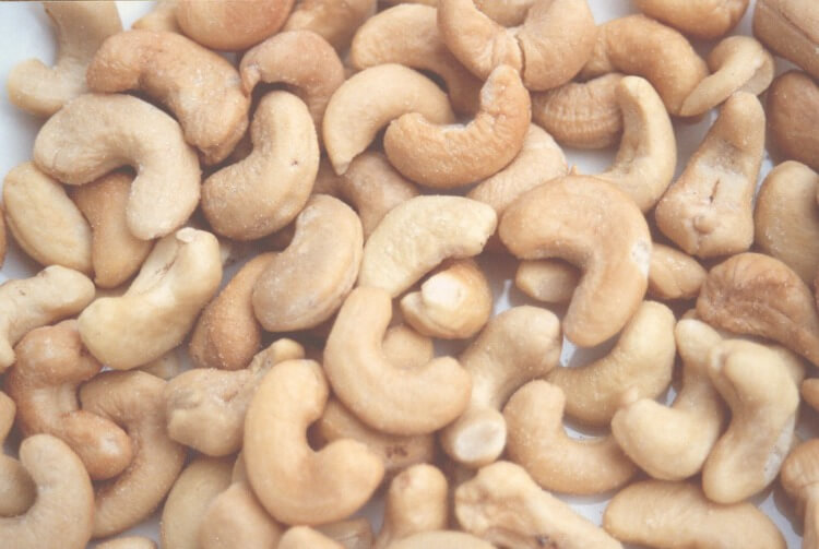 Soak Cashews