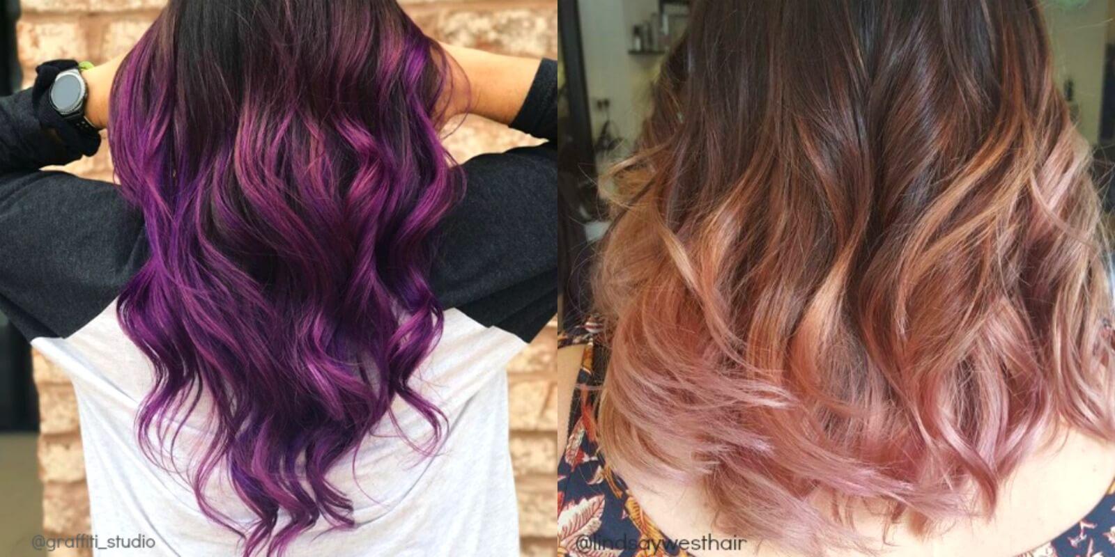 brunettes hair trends