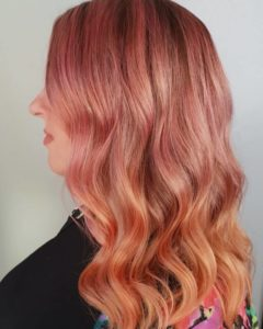 color hair trends