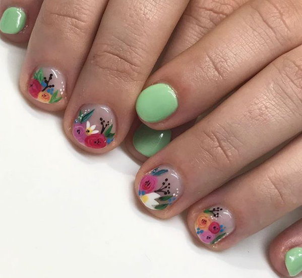 Nail Polish For Short Nails 12 Trendy Ideas To Try Today