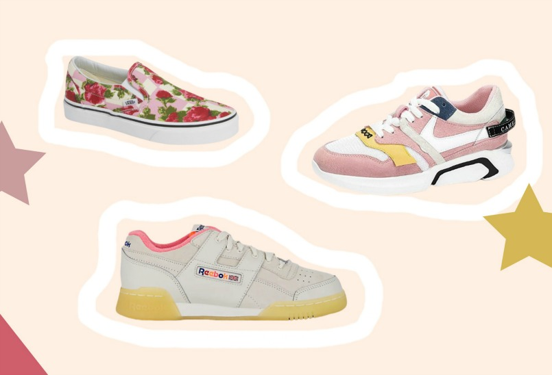 9 Best Retro Sneakers for Women: The Classic Sneakers Are Back!