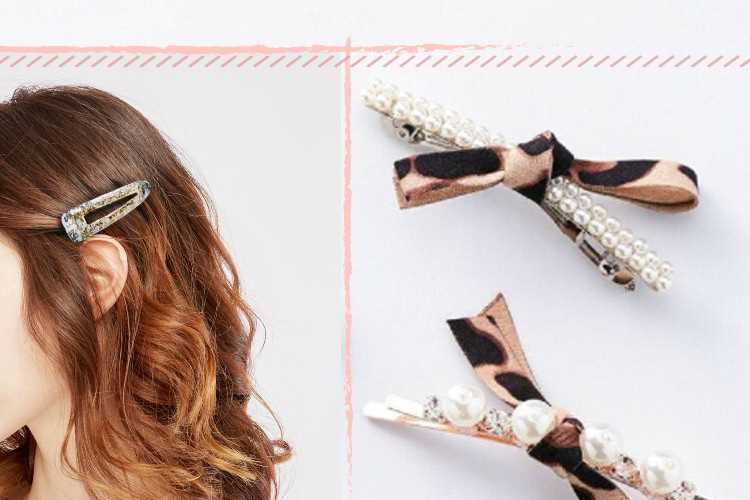 Why Hair Clips Are The Hottest Summer 2019 Hair Trend?