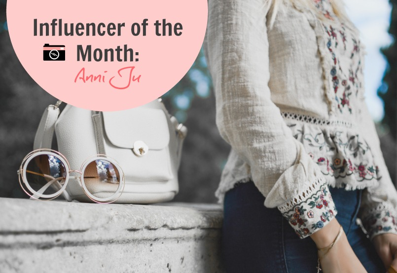Influencer of the Month: Anni Ju