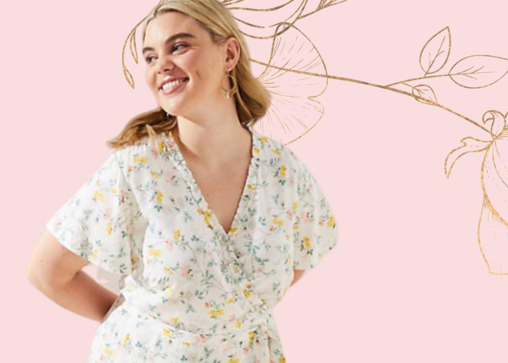 10 Flattering Dresses for Full-Figured Women to Wear this Spring